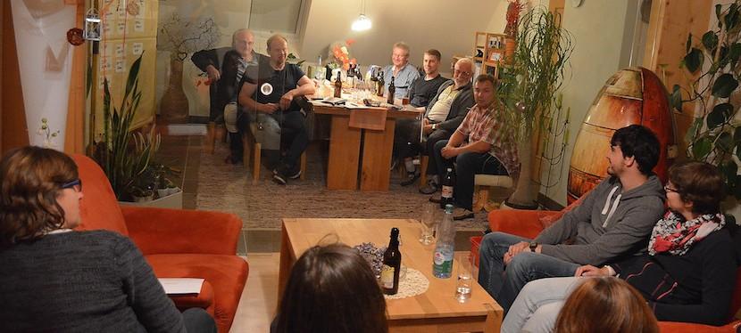 Die Vorteile der Wärmepumpe – Erster Energiestammtisch in Steinbacha.d.H.